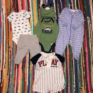 Other - 👶🏼💙EUC! 4 set outfits/6 individual pieces